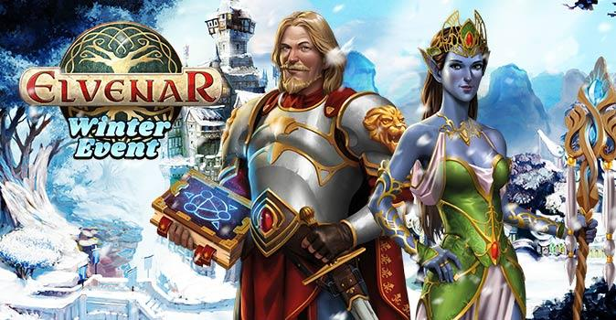 Elvenar Winter Event
