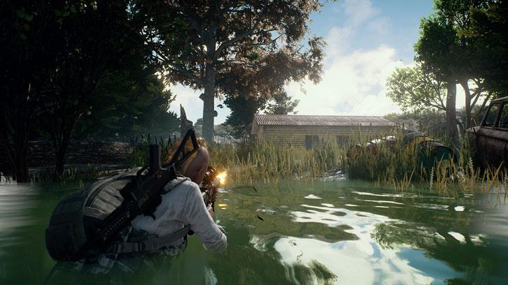 Find game like PUBG at Find Games Like