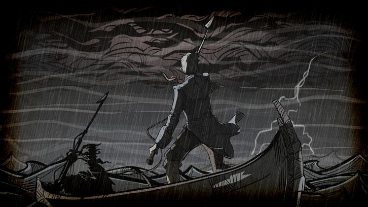 Release Date for Nantucket – A Seafaring Strategy Game Based on Moby Dick Announced