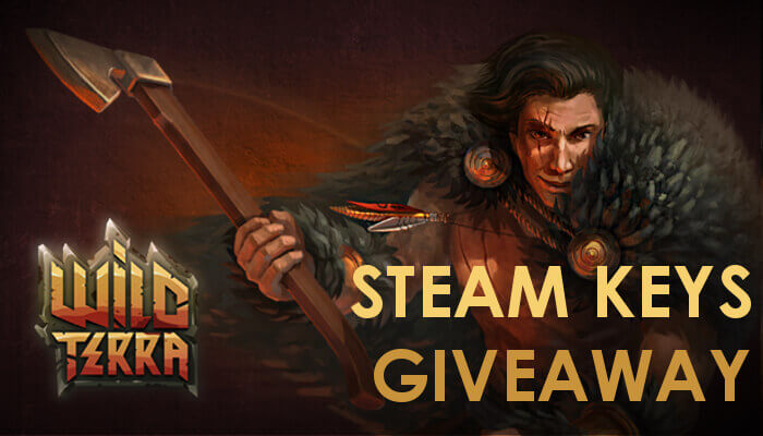Wild Terra Online Giveaway: 100 Steam Keys to be Claimed!