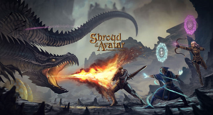 Shroud of the Avatar: Forsaken Virtues - New Release on 31st of May