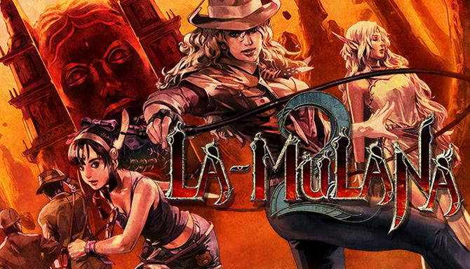 La-Mulana 2 has released today on Playism, Steam, Humble Store and GOG!