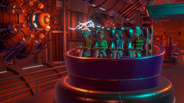 Planet Coaster Magnificent Rides Collection Out Now