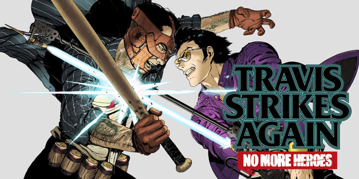 Grasshopper Manufacture Announces Travis Strikes Again: No More Heroes