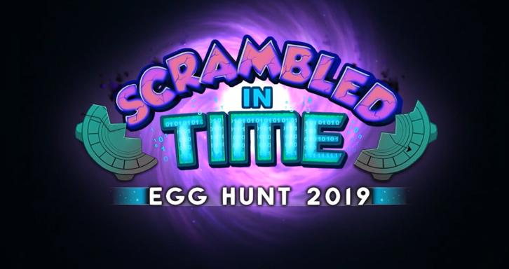 Roblox Egg Hunt 2019: Scrambled in Time Begins!