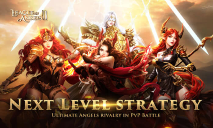 League of Angels III Debuts a Third Mythic Hero