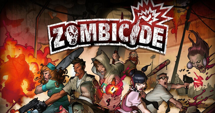 Asmodee Digital Launches Zombicide on Mobile Devices