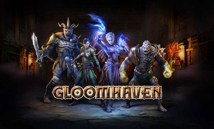 Asmodee Digital Showcases Gloomhaven's First Four Characters