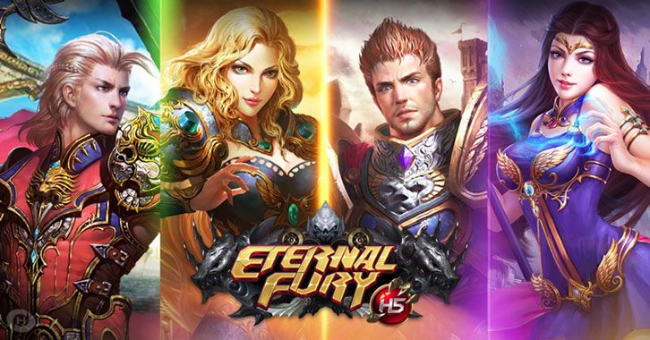 Eternal Fury HTML 5 – Relive the Adventure!