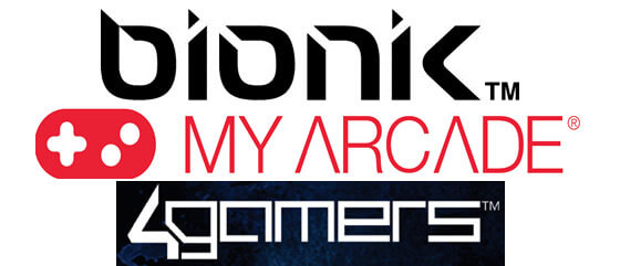 My Arcade, Bionik and 4Gamers Bring the Latest in Retro Gaming and Console Accessories to IDEF