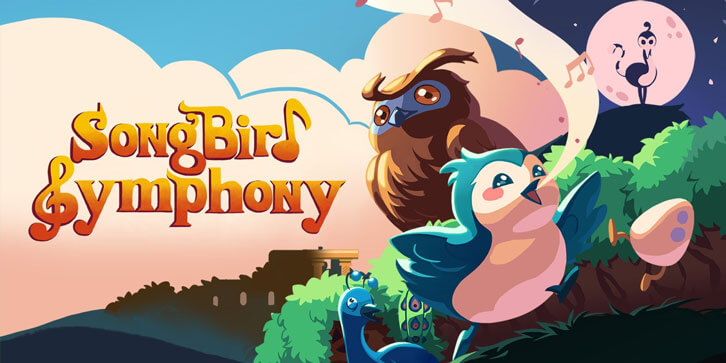 Songbird Symphony out now on Nintendo Switch, PlayStation 4 and PC/Steam