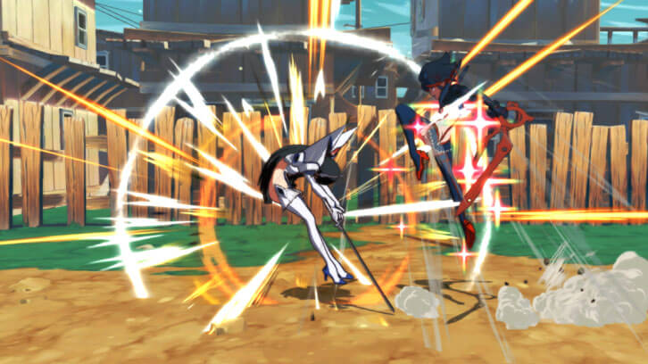 KILL la KILL - IF now available for PlayStation 4, Nintendo Switch and PC/Steam
