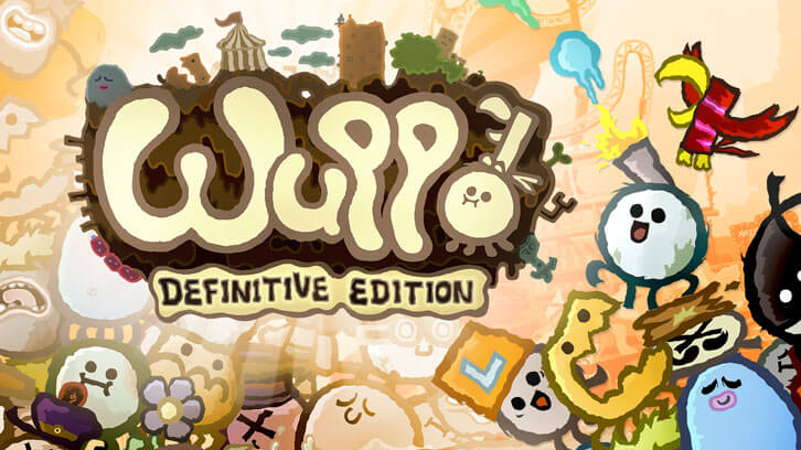 Definitive Edition of the Overwhelmingly Positive Rated Game Wuppo is Coming to Steam