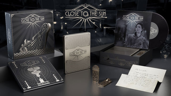 Close to The Sun Celebrates Imminent Console Launch Date and Collector's Edition