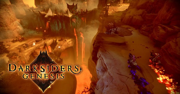 Darksiders Genesis: Introducing Strife - Rider of the White Horse