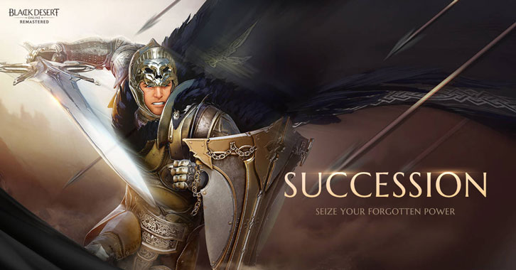 Black Desert Online is Revamping Classes with 'Succession' Skills