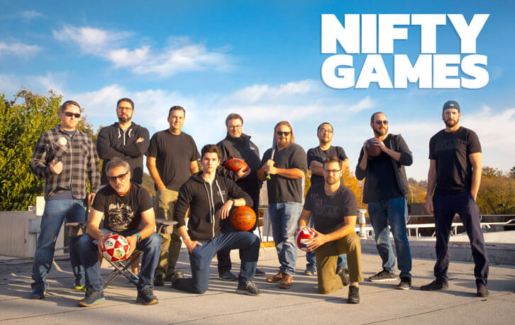 Head-to-Head Mobile Sports Game Developer & Publisher Nifty Games Announces New Talents Joining the Company