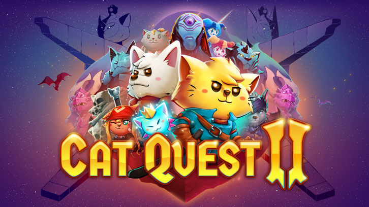 Free Cat Quest II update adds New Game+ and more