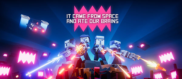 Enhanced Edition of 'It came from space and ate our brains' launching today!