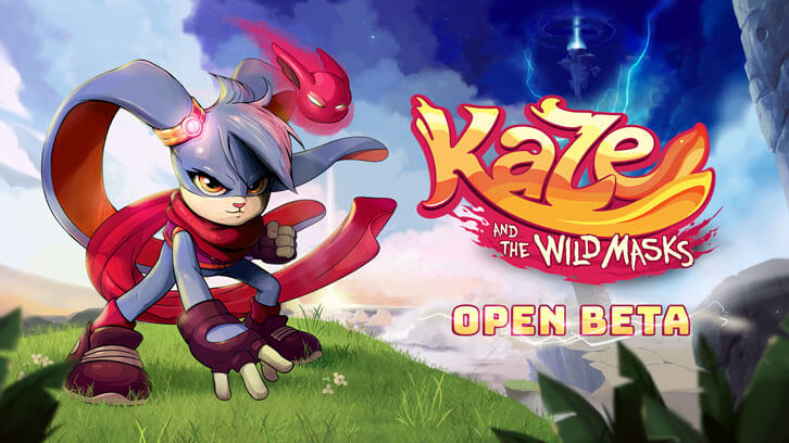 Open Beta of Kaze and the Wild Masks starts on  Steam today