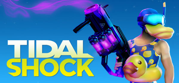 Underwater arena shooter with a shocking twist, Tidal Shock, launches April 20th!