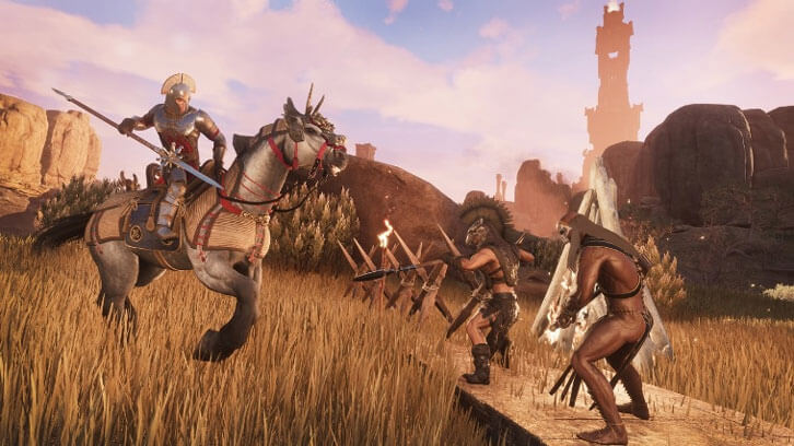 Age of Conan Receives Biggest Update in Years