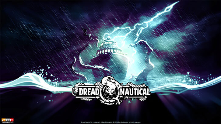 Lovecraftian-Strategy Game, Dread Nautical, is Now Available on PS4, XB1, Switch, and Epic!
