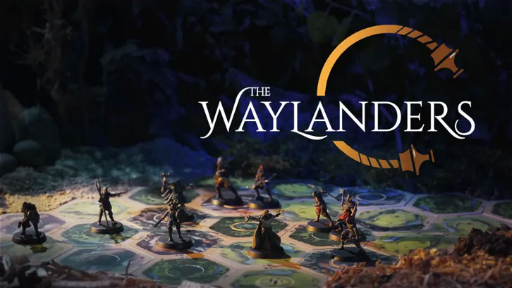 Voices of The Waylanders, revealed!