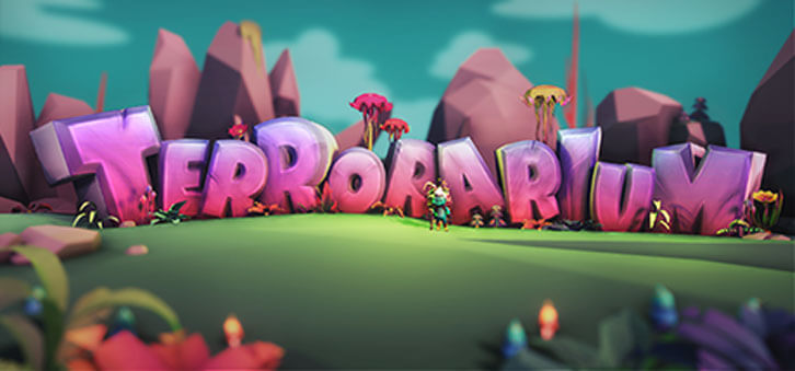 Intergalactic Maker Game 'Terrorarium' Launching July 28 on Steam
