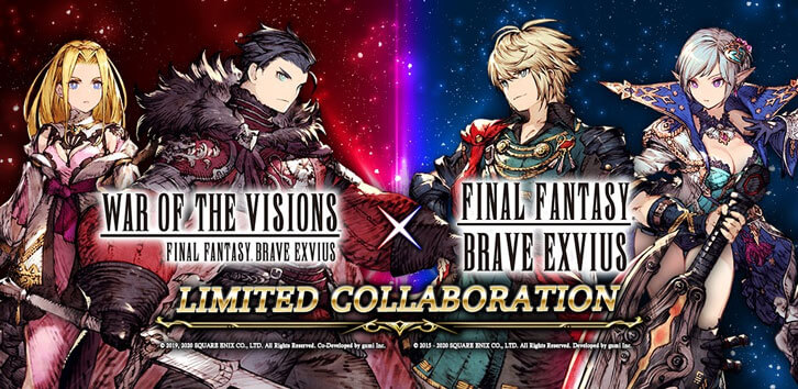 Hit Final Fantasy Mobile Games Kick Off Summer with Thrilling Crossover Events