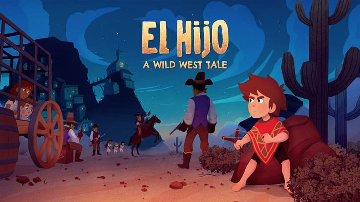 El Hijo - A Wild West Tale is coming to Google Stadia!
