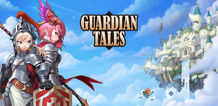 Guardian Tales, Mobile Action-Adventure Game, Launches Worldwide on Appstore and Google Play