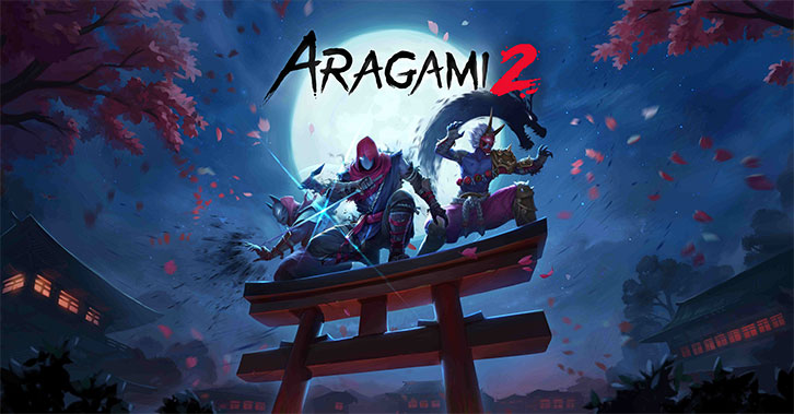New Stealth-Action Game Aragami 2 Promises Magic, Blood, and Fellowship in a Title Loaded with Ninja Fandom
