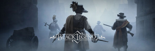 Can you save a cursed city? Find out in Black Legend, a new Turn-Based Tactical RPG