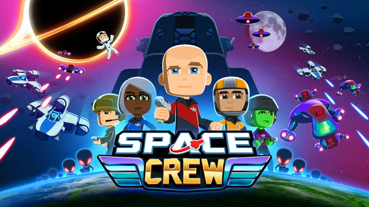 Set Phasers to Fun! New Space Crew 'What is...' Trailer Released