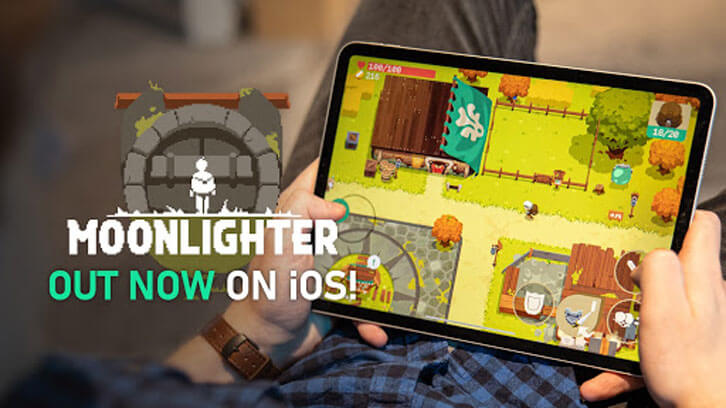 The Adventure Begins Today as Moonlighter Is Released on iOS