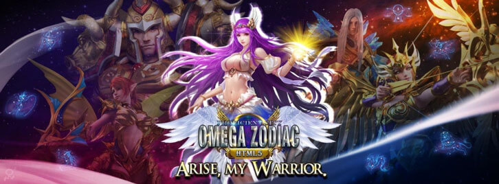 Omega Zodiac: The most successful MMORPG converted from Flash to HTML5