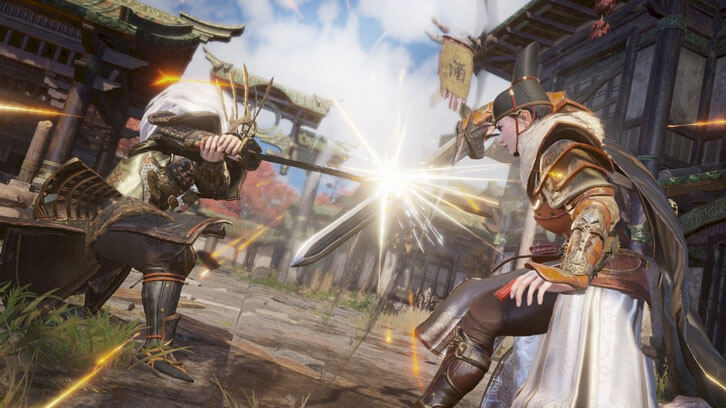 Naraka: Bladepoint's Battle Royale Combat Stuns Players During Closed Beta
