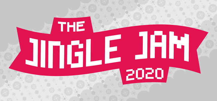 The JINGLE JAM 2020 Kicks Off, Games Bundle Now Live