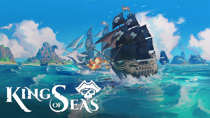 Swashbuckling Action RPG King of Seas Confirmed for February 18th Launch
