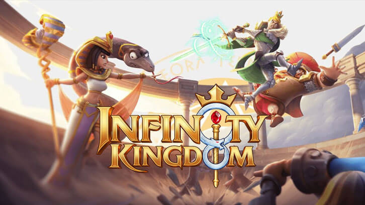 All-new Cartoon-Style Strategy MMO Infinity Kingdom to Arrive January 28!