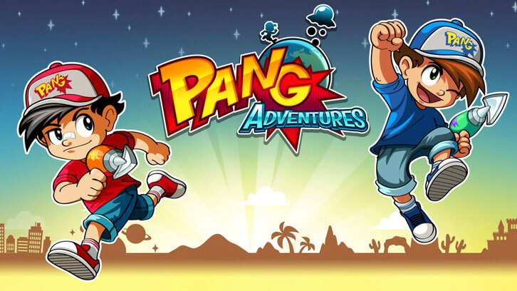 It's Ball Popping Time! Pang Adventures - 'Buster Edition' is out on Nintendo Switch Today
