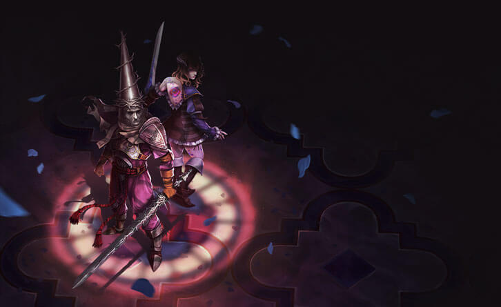 Gothic Crossover Sees Bloodstained: Ritual of the Night's Miriam Join Blasphemous in a Free New Update