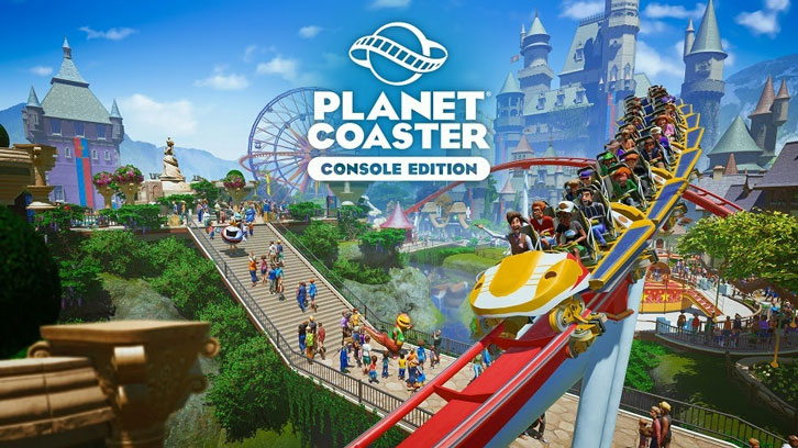 Vintage & World's Fair Bundle brings classics and culture to Planet Coaster: Console Edition