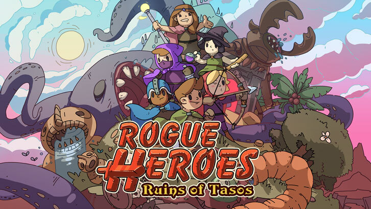 Rogue Heroes: Ruins of Tasos Launches its Epic Quest on Nintendo Switch and PC Today