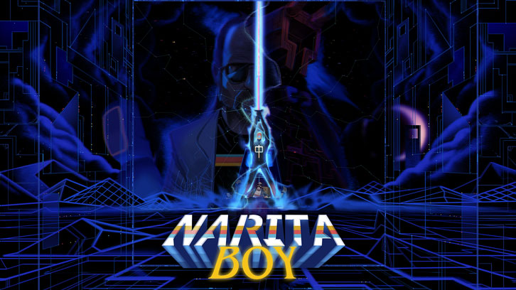 Wield The Mighty Techno-Sword as Narita Boy Powers Up on PC and Consoles