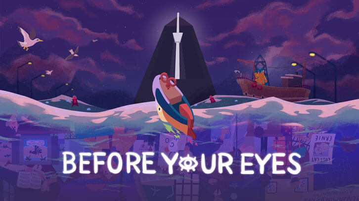 GoodbyeWorld Games' Before Your Eyes is Out Now!