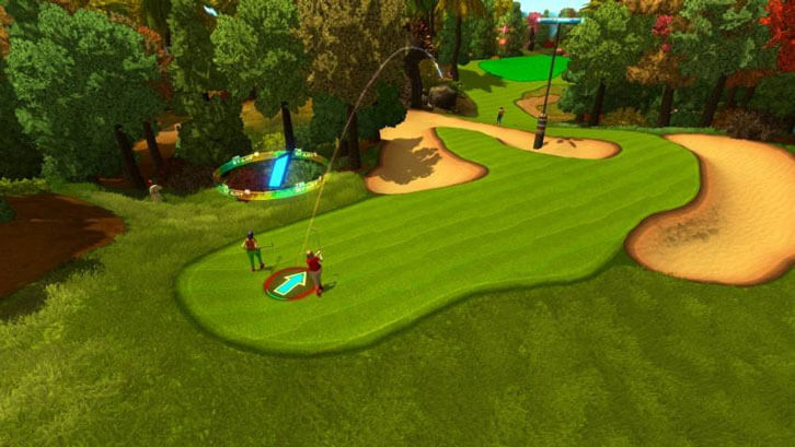 Golftopia 1.0 Is Teed up To Launch Today on Steam!