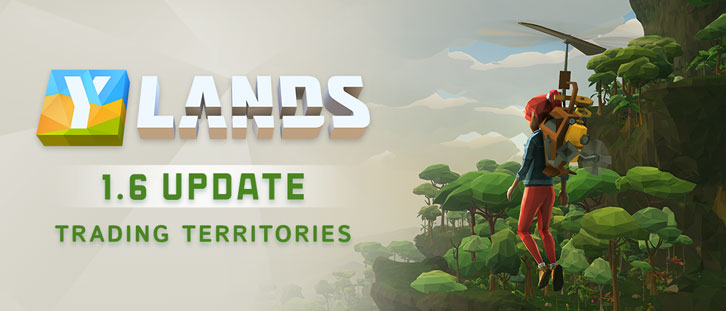 Sandbox Adventure Game Ylands Gets a New Update: Trading Territories