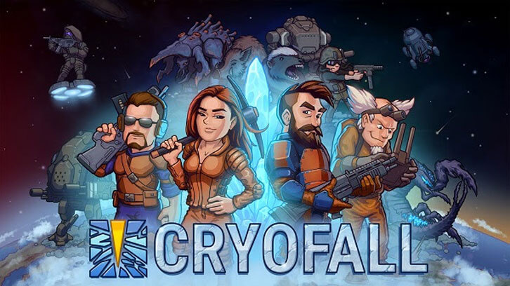 Progress From Crossbow to Battle Mech When Multiplayer Colony Simulation CryoFall Settles Permanently on PC this Friday